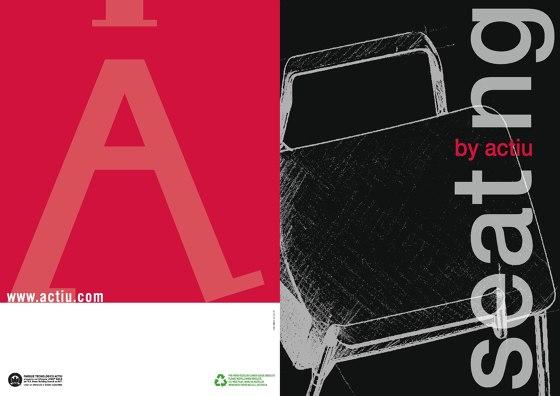 ACTIU | Sillas