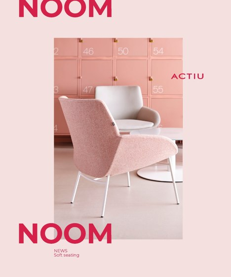 NOOM Soft seating
