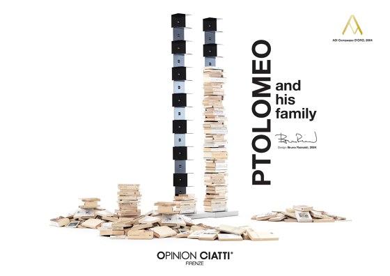 PTOLOMEO and his family