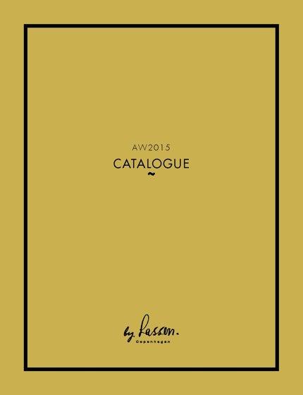 AW2015 Catalogue