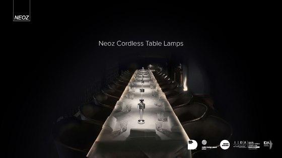 Neoz Cordless Table Lamps