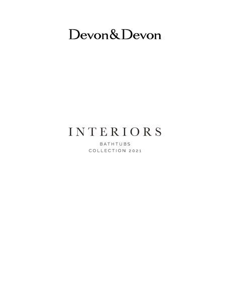 Interiors   Bathtubs   Collection 2021