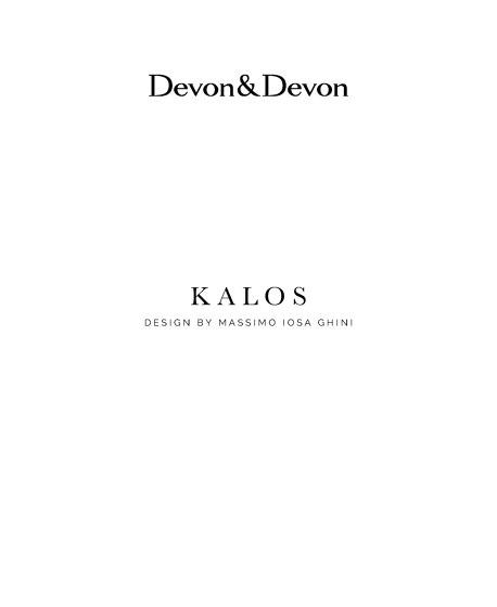 Kalos    design by Massimo Iosa Ghini