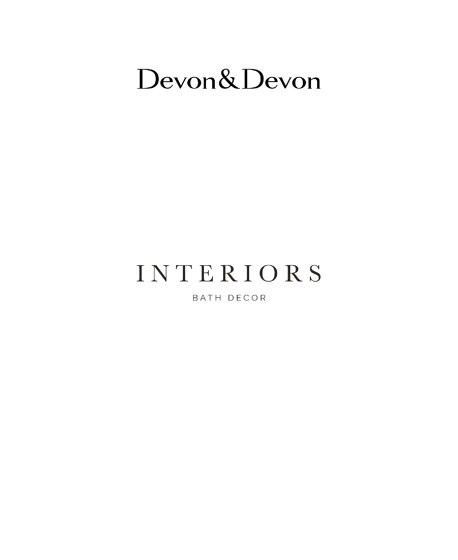 INTERIORS BATH DECOR