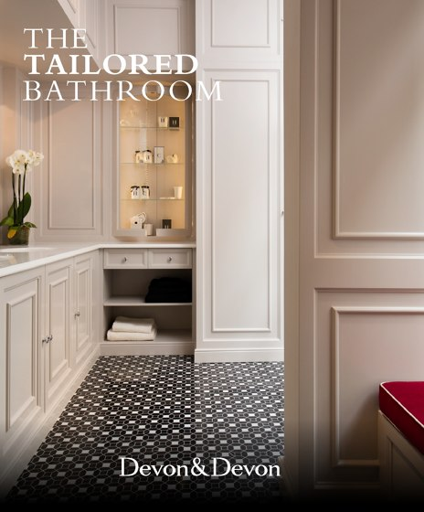 THE TAILORED BATHROOM