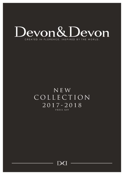 NEW COLLECTION 2017-2018 PRESS KIT