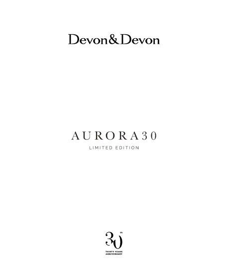 AURORA30 LIMITED EDITION  - RU