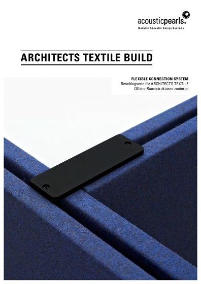 ARCHITECTS TEXTILE BUILD