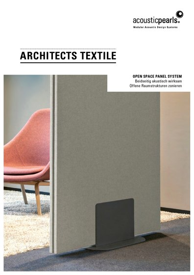 ARCHITECTS TEXTILE