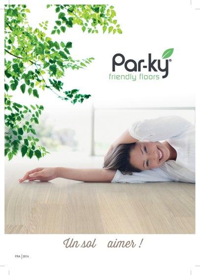 Par-ky Catalog 2016 French