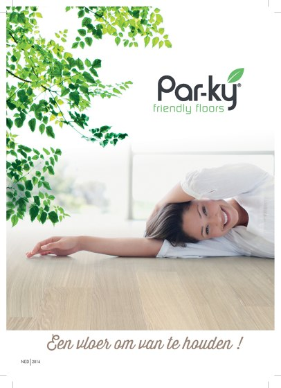 Par-ky Catalog 2016 Dutch