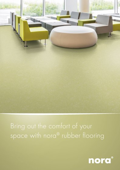nora® rubber flooring