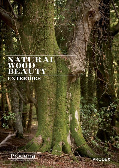 Exteriors - Natural Wood Beauty