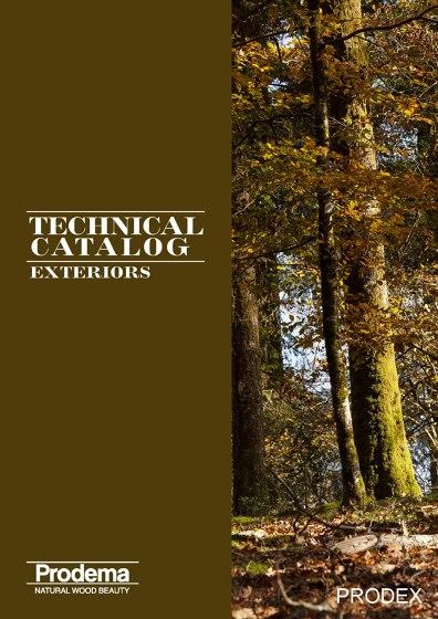Exteriors - Technical Catalog