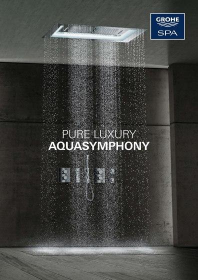 Grohe Aquasymphony