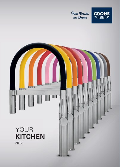 Grohe Kitchen Book