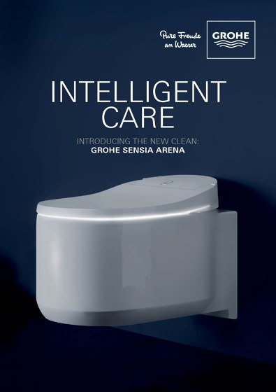 Grohe Shower Toilet Brochure