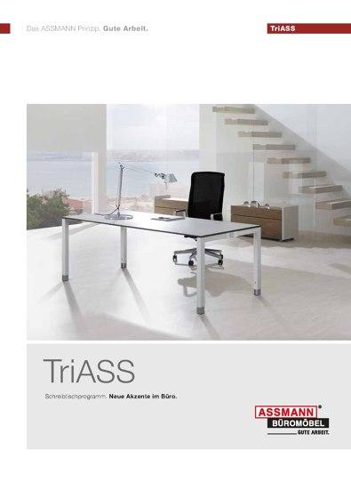 Assmann Büromöbel Produkte Kollektionen Mehr Architonic