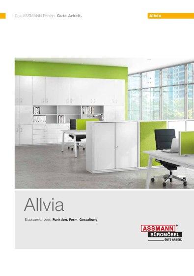 Allvia – Stauraumkonzept