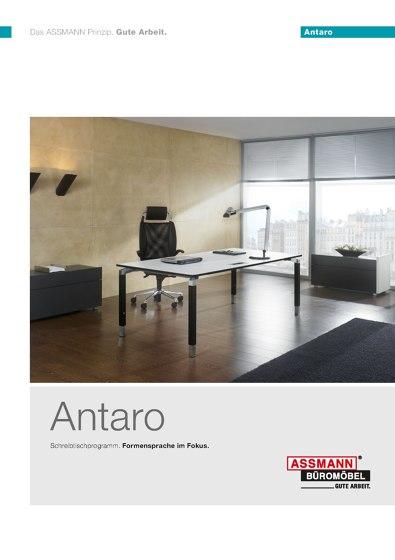 Antaro – Schreibtischprogramm