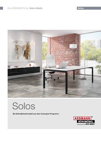 Solos – Schreibtischmodelle