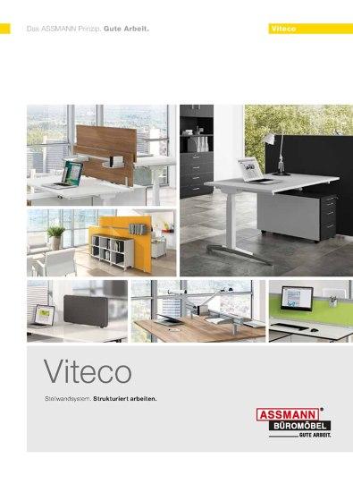 Viteco – Stellwandsystem