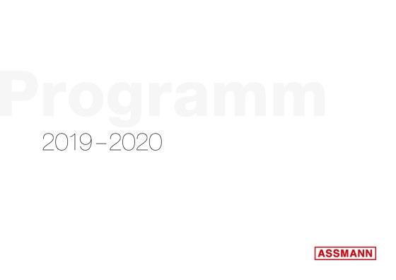 Programm 2019 - 2020