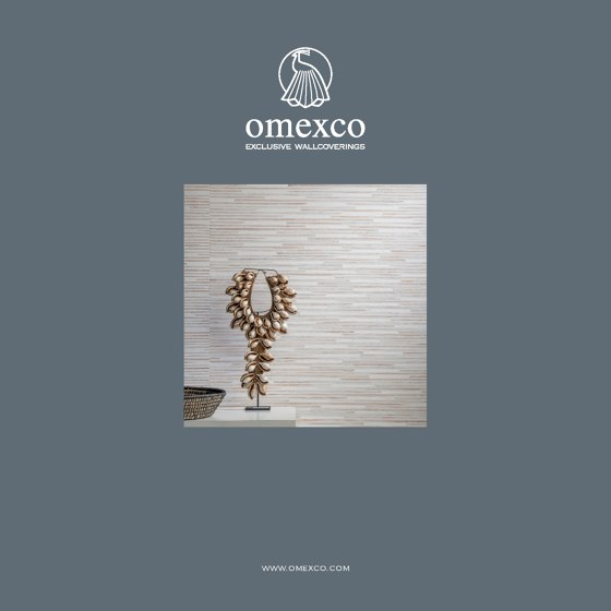 Omexco Catalogue 2018