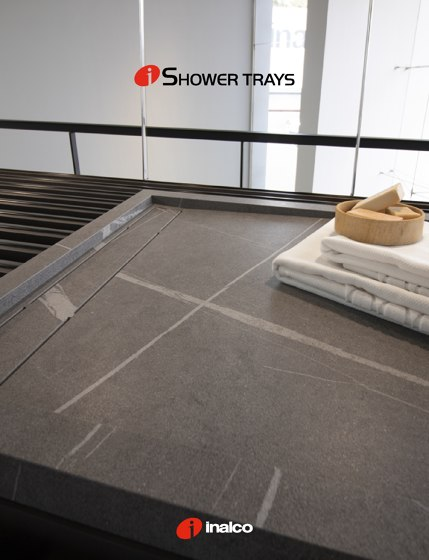 iSHOWER TRAYS CATALOGUE