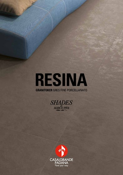 Resina – Shades by Marco Piva