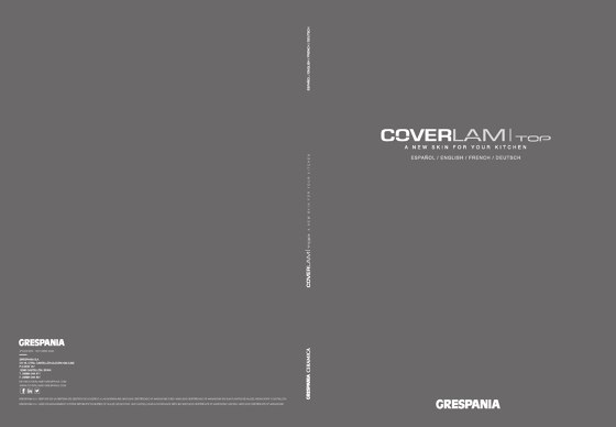Coverlam |Top | A new skin for your Kitchen