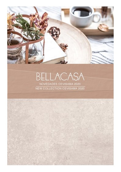 BELLACASA - NEW COLLECTION CEVISAMA 2020