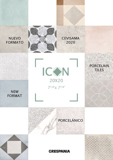 ICON- 20X20 PORCELANICO