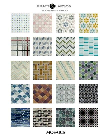 Mosaics Catalog 2016