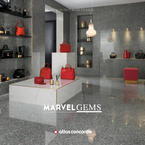 Marvel Gems