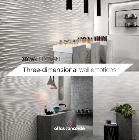 Three-dimensional wall emotions