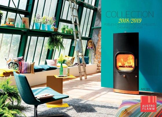 Collection Cheminées Design 2018/2019