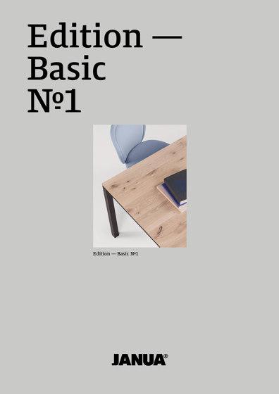 Edition Basic N°1