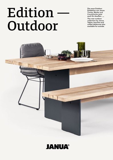 Edition Outdoor N°1