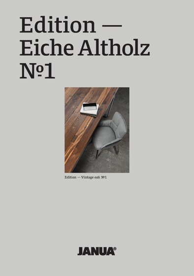 Edition — Eiche Altholz No1