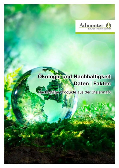 Ökologie und Nachhaltigkeit