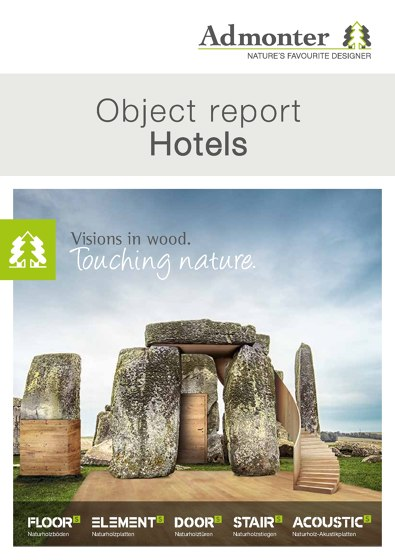 Object report hotels