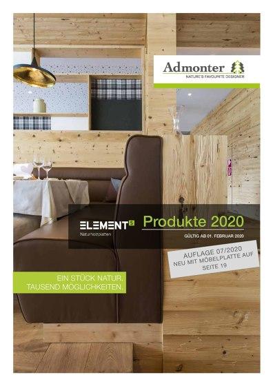 ELEMENTs Produkte 2020
