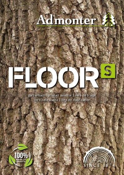 FLOORs Sortierbuch | Product selector | Livre de triage | Libro delle scelte | libro de clasificación
