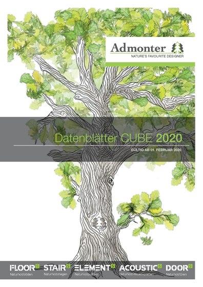 Datenblätter CUBE 2020