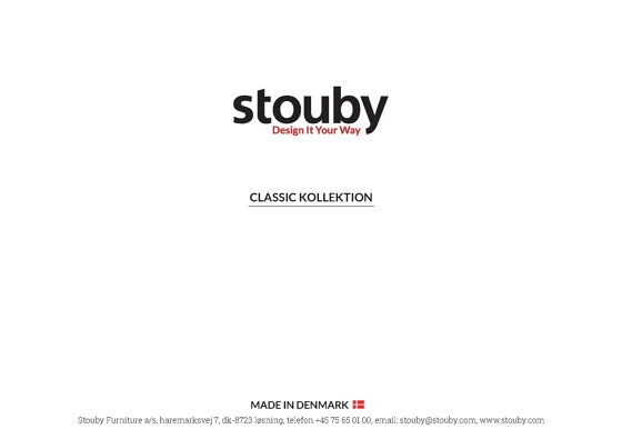 Stouby Classic Kollektion
