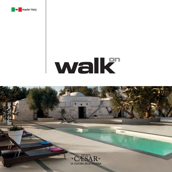 Caesar Catalogue Walk on