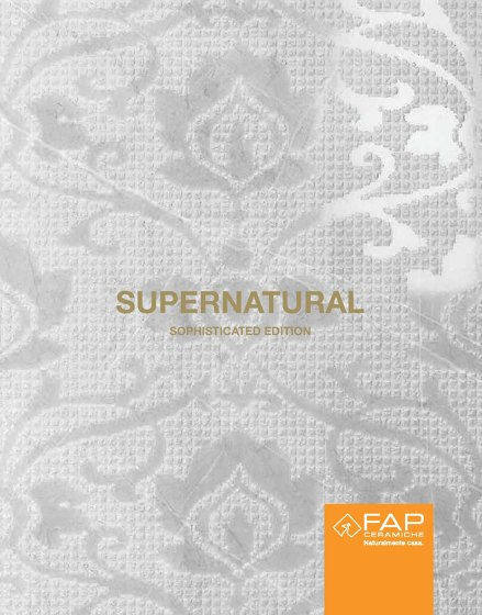 Supernatural Sophisticated Edition