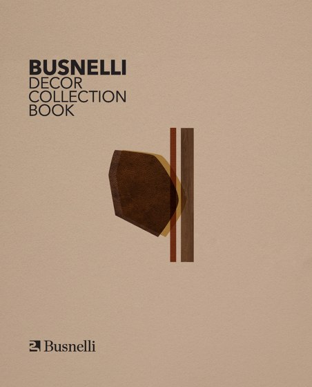 Busnelli Design | Decor Collection 2018