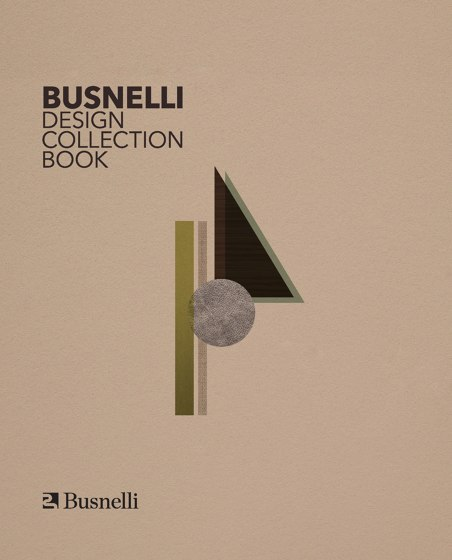 Busnelli Design | Design Collection Book 2018